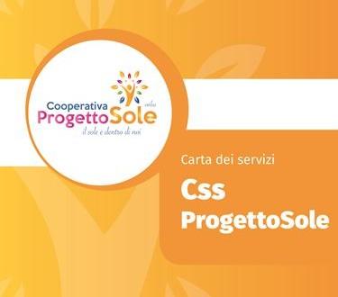 Carta Servizi Css ProgettoSole